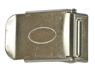 Stainless Steel Spring Belt Buckle